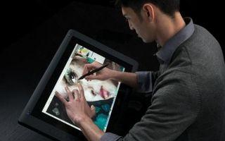 Узнаем, как рисовать на графическом планшете