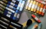 Курс о том, как рисовать пастелью