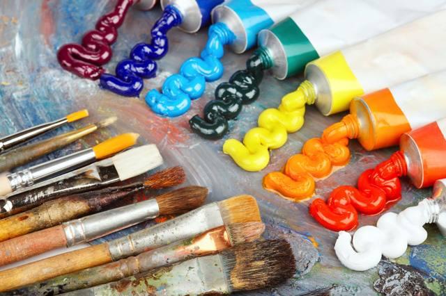 Лаки, масла и разбавители для масляной живописи