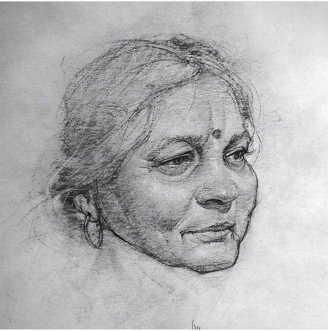 Рисуем портрет: ключевые пропорции в рисунке головы человека
