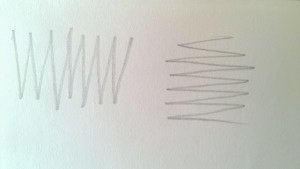 Виды штриховки в рисунке