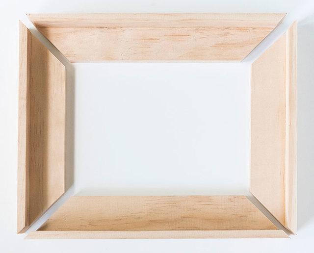 Как сделать рамку для картины своими руками?