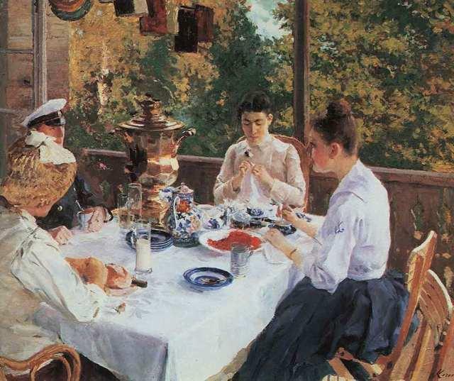 Секрет белого цвета в живописи