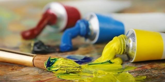 Художественные масляные краски для живописи: цвета и их названия