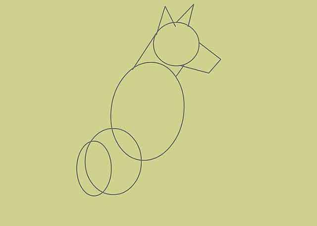 Как рисовать собаку?